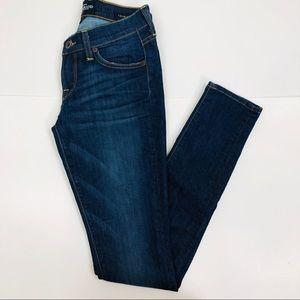 LUCKY BRAND Charlie Skinny Jeans Size 25